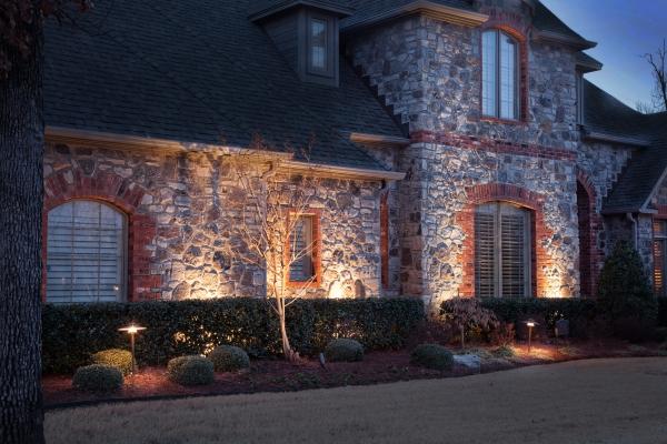 NWA Landscape Lighting