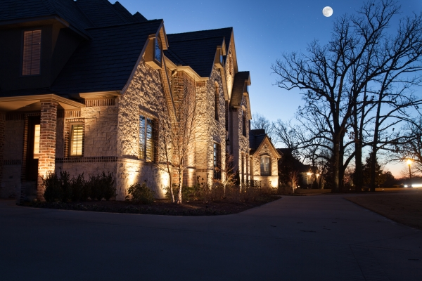 Custom Home Lighting