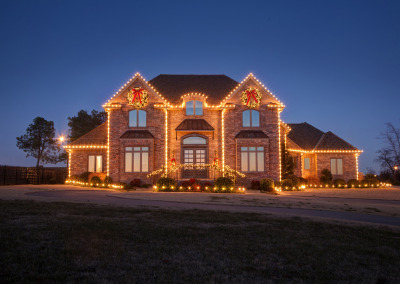Northwest Arkansas Christmas Lights Professional