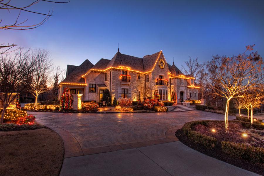 Northwest Arkansas Landscape Lighting Amp Christmas Lighting