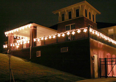 Custom Holiday Light Install Arkansas