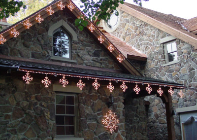 Custom Holiday Light Install Northwest Arkansas