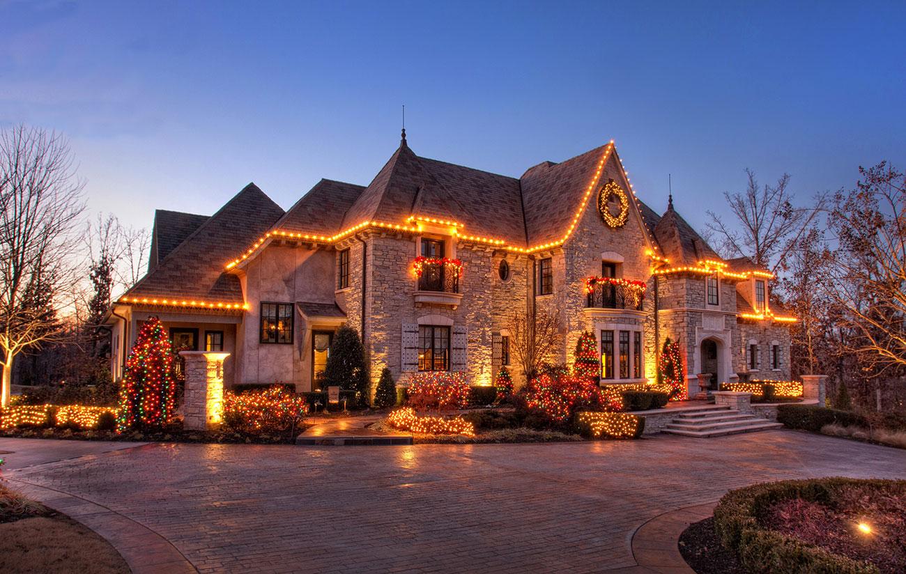 Elegant Christmas Lights