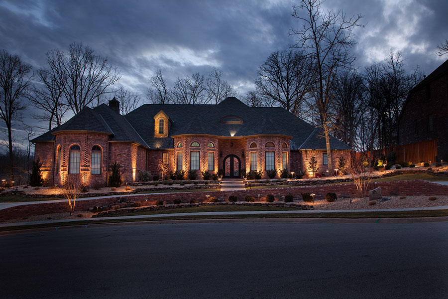 Landscape Lighting Northwest Arkansas