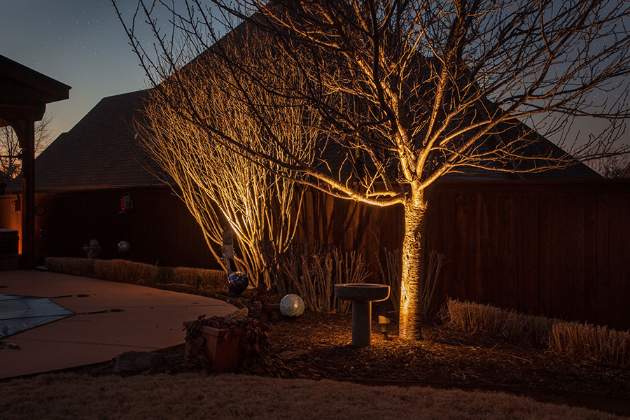 Outdoor Lighting Northwest Arkansas
