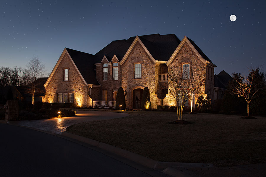 Commercial Lighting Northwest Arkansas. Outdoor Lights Northwest Arkansas