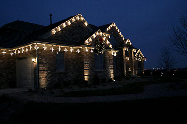 Custom Christmas Lights