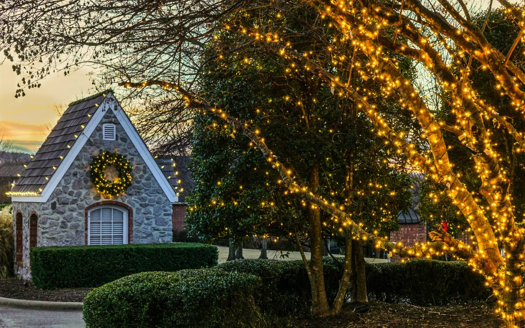 POA Christmas Lighting
