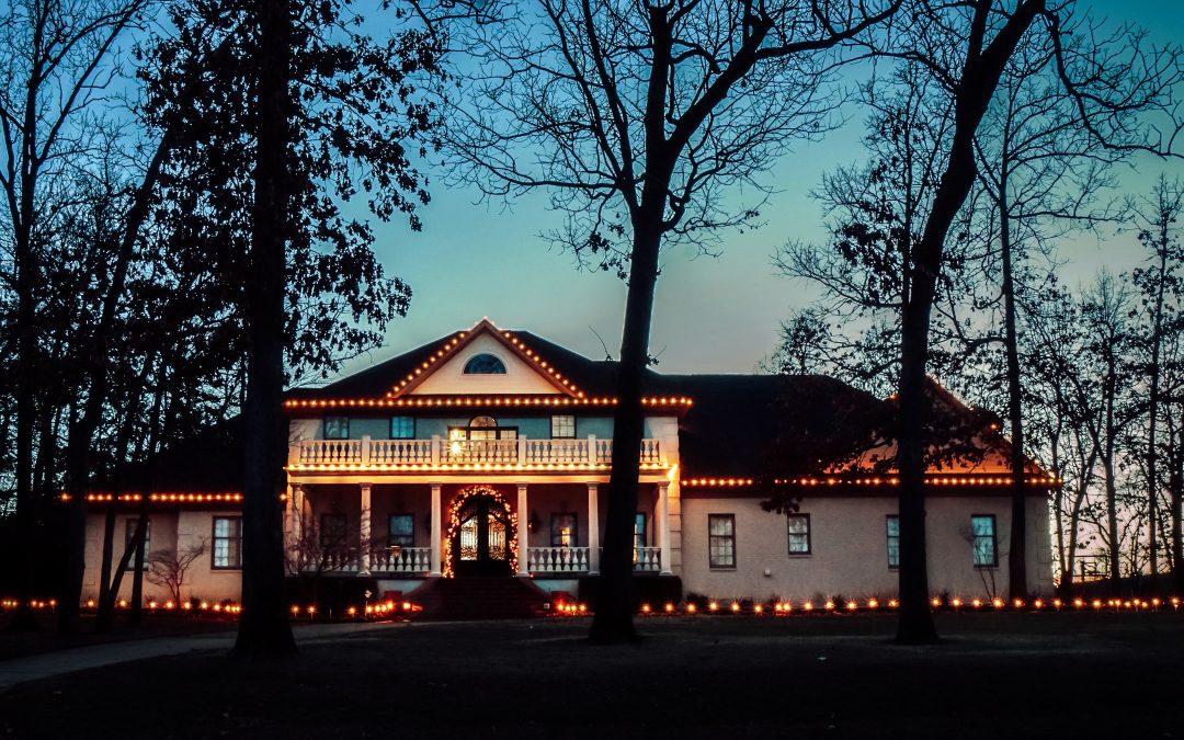 Christmas Lights NWA