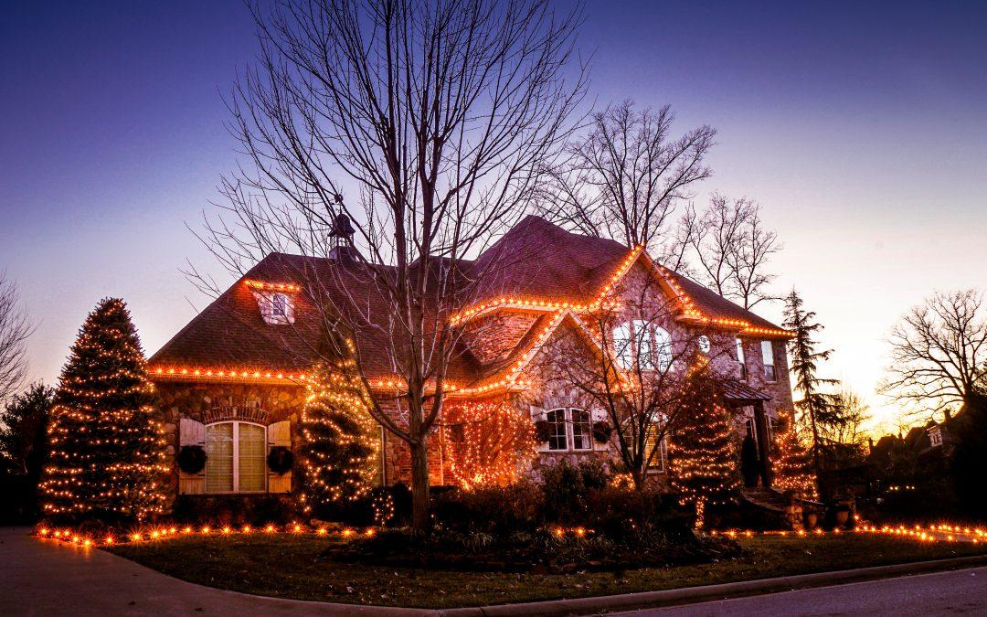 Rogers AR Christmas Lighting